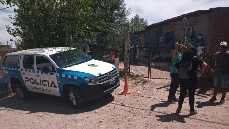 Cordón Colón: el arma no fue hallada y no descartan un femicidio
