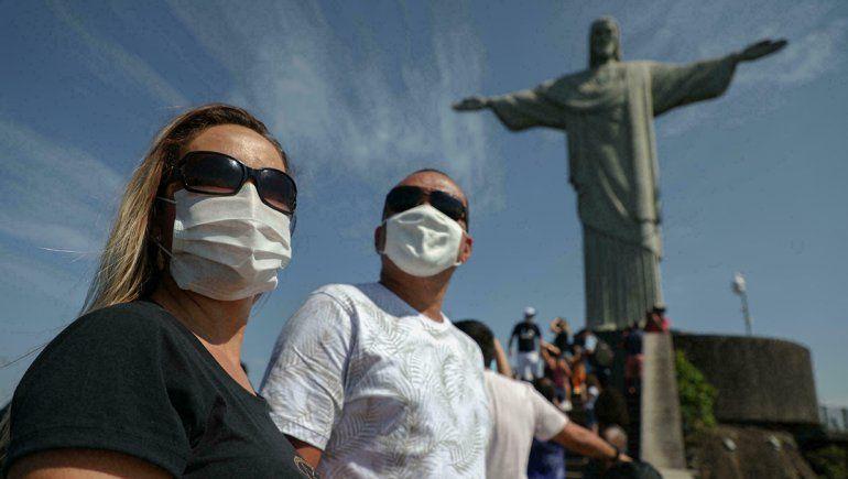 Río de Janeiro ya exige el pase sanitario de COVID