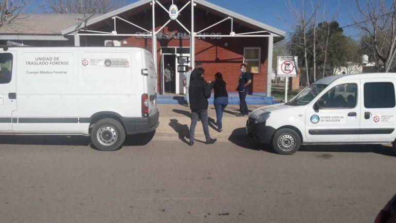 Un preso fue hallado muerto en un calabozo de la Comisaría 35 de Rincón de los Sauces.
