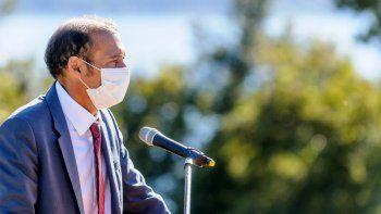 gutierrez sobre las paso: no es momento para campanas electorales