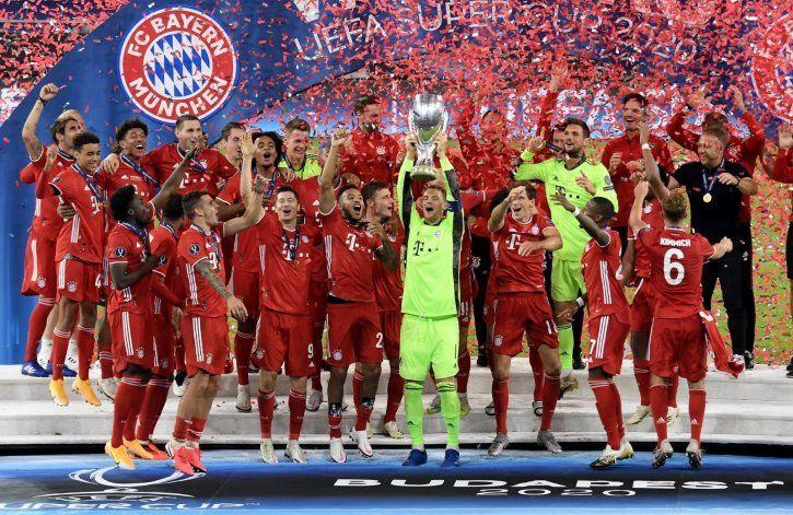 ¡Otra vez campeón! Bayern Münich, el dueño de Europa