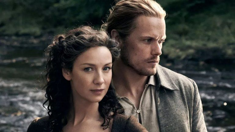 Quinta temporada de Outlander ya está disponible en Netflix