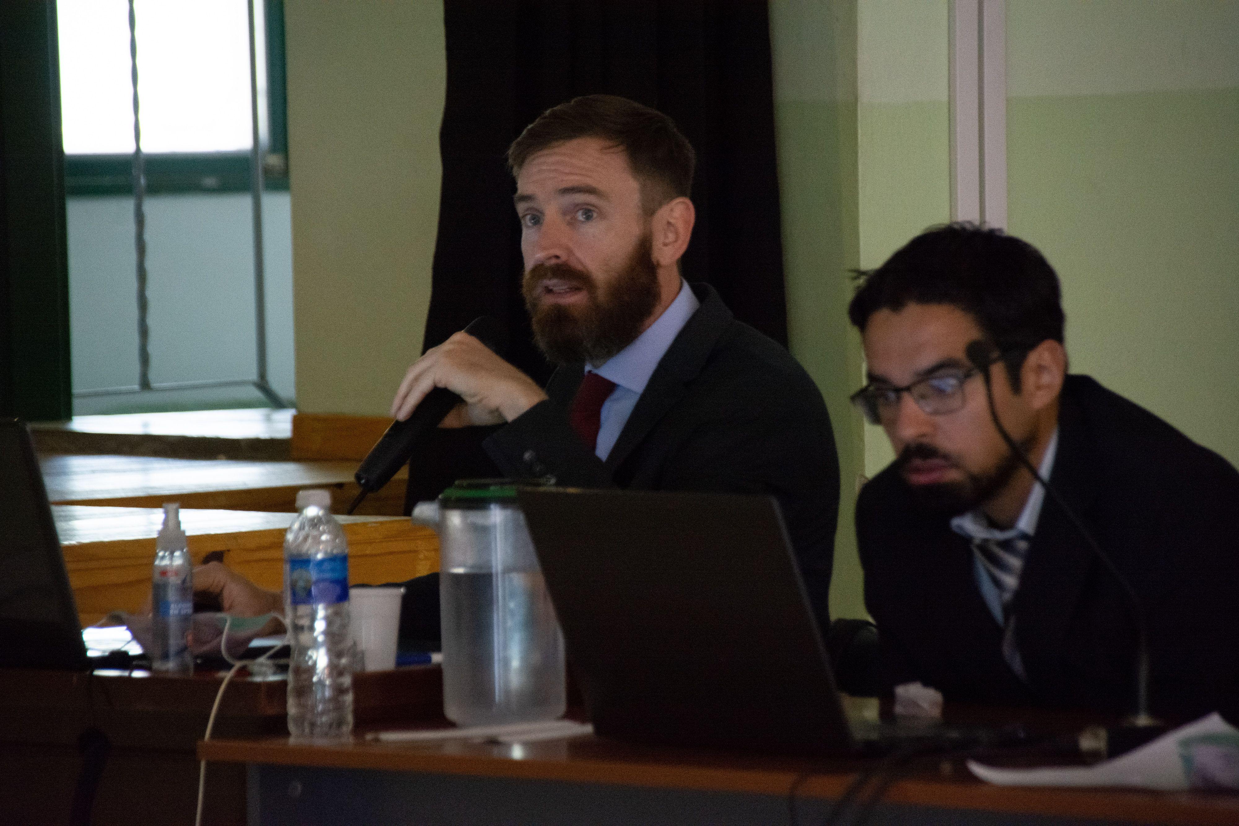 escuelita vii: un alegato que describio el plan represivo en la region