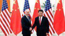 el presidente chino xi jinping felicito al estadounidense biden