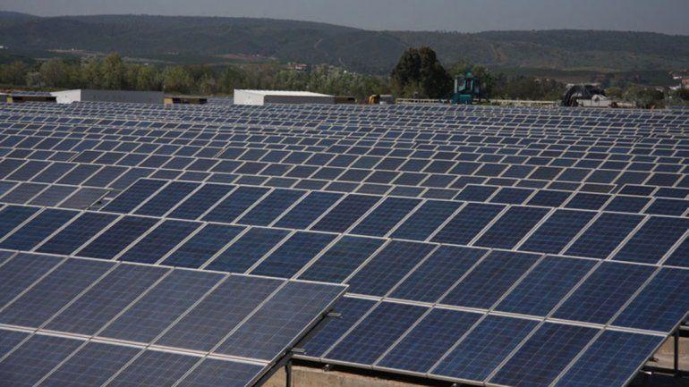 Reactivan la construcción de un Parque Solar en Chos Malal