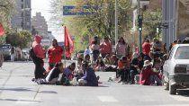 chau cortes: provincia y organizaciones llegaron a un acuerdo
