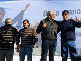 Pereyra: Ustedes son los responsables de seguir creciendo y para eso tienen elecciones