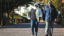 En San Martín, el 70% de la población está vacunada.