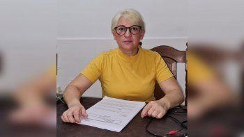 la esposa del juez del escandalo: lo que me hicieron fue un abuso
