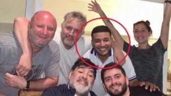 Cayó Charly, el hombre que proveía de drogas y alcohol a Maradona
