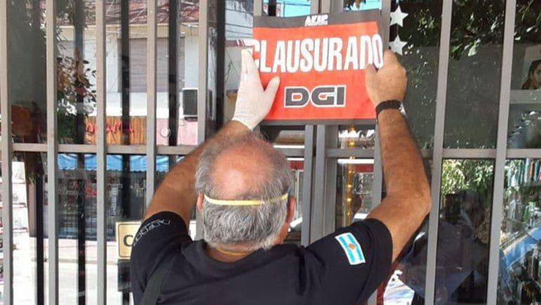 La AFIP clausuró un autoservicio en Neuquén por precios abusivos