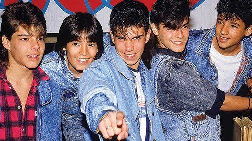 Ricky Martin recordó su paso por Argentina con el grupo Menudo que lo marcó como artista.