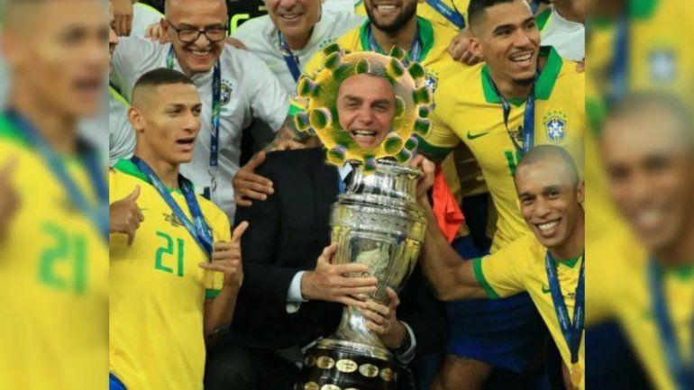 Brasil no confirma aún la Copa América: se define este martes
