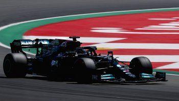 Lewis Hamilton y Mercedes ganaron la carrera de la Fórmula 1 en España