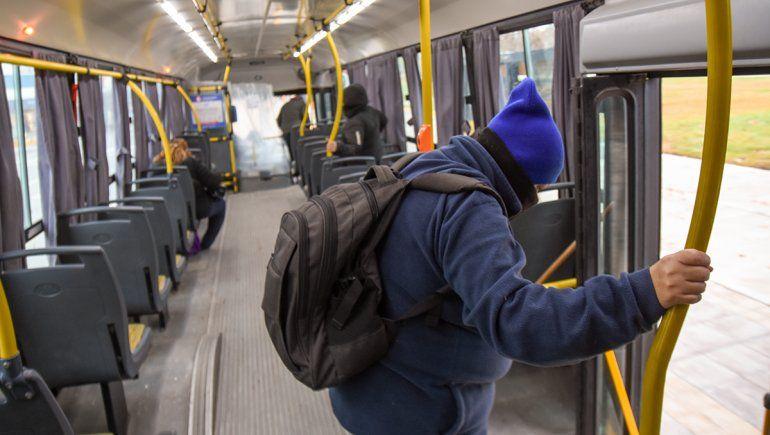 Cambiaron el recorrido y la cabecera de la línea 1 de colectivo