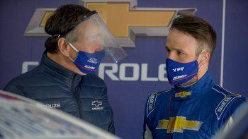 Alberto Canapino habló del rendimiento del Equipo Chevrolet YPF.