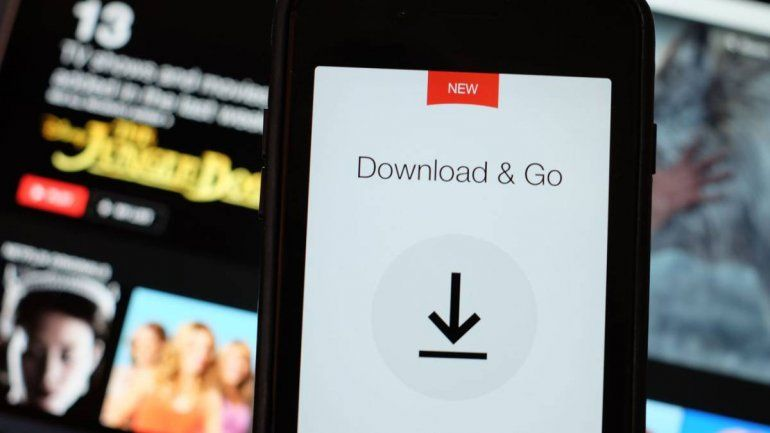 Netflix podrá descargar contenidos que considere te pueden gustar