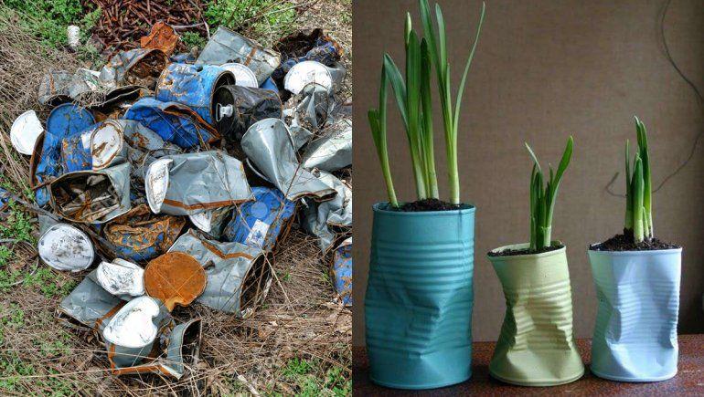 Todo junto es basura, separado un recurso: un día entero para reciclar