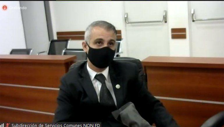Allanan al juez Piedrabuena por coaccionar contra un fiscal