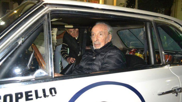 Jorge Cupeiro, la gloria del automovilismo argentino, nos dejó a los 83 años
