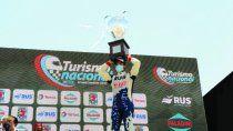 José Manuel Urcera con auto nuevo para la temporada 2021 del TN.