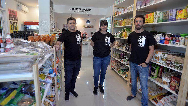 Convidame abrió sus puertas en Belgrano 275 de Neuquén.