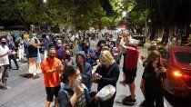 nuevos cacerolazos en caba: vecinos rechazan el fallo que ordeno suspender la presencialidad