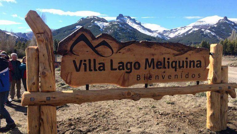 Meliquina, la villa paradisíaca que tendrá fibra óptica
