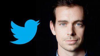 Fundador de Twitter, Jack Dorsey