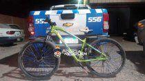 pauto un encuentro para comprar la bicicleta que le robaron