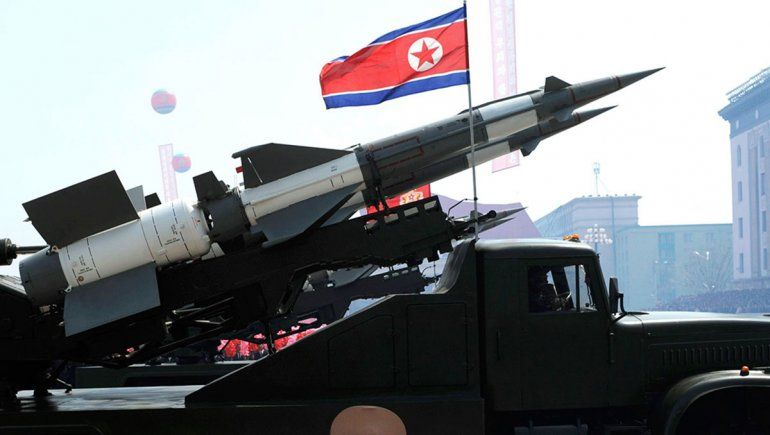 Corea del Norte amenaza con una nueva arma