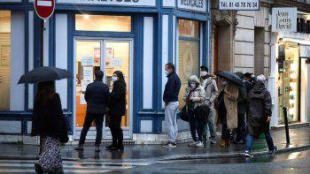 coronavirus: hay ocho ciudades de francia en alerta
