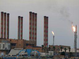 Imagen de archivo de la refinería petrolera de Abadan, en el suroeste de Irán. 21 septiembre 2019. El ministro de Petróleo informó un nuevo récord en exportaciones de derivados de crudo. REUTERS/Essam Al-Sudani