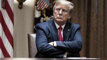 el senado abre el juicio contra el ex presidente trump