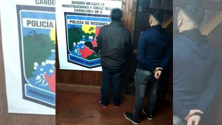 Cayó otro narco misionero que abastecía de marihuana a Neuquén