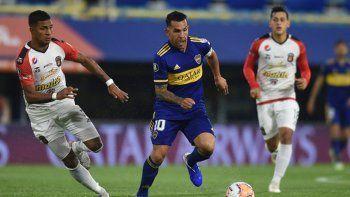 Boca no perdona y gana 3 a 0 frente a Caracas