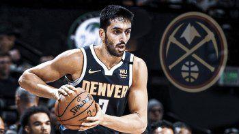 La adaptación de Campazzo en la NBA sigue a paso firme