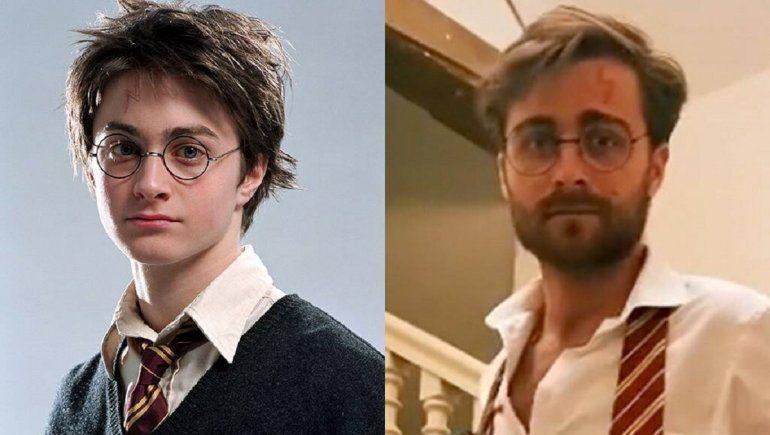 El sensual Harry Potter que revoluciona TikTok