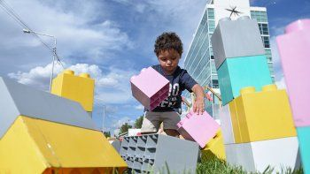 Plazas de juegos, una opción para los más peques en pandemia