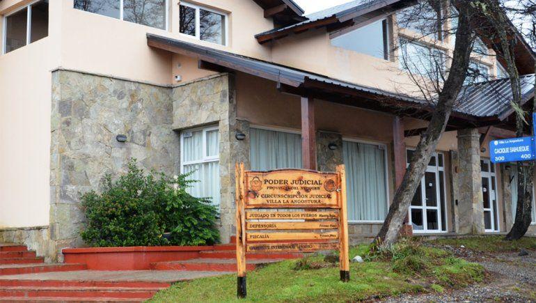 Así detenían al femicida de Guadalupe Curual en Villa La Angostura