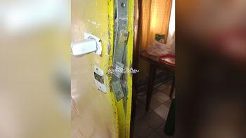 Detuvieron a una joven pareja por entrar a robar a una casa