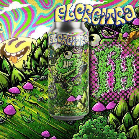 Lanzan cerveza neuquina con compuestos orgánicos de cannabis