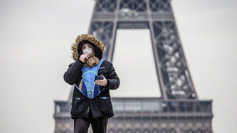 Récord de casos positivos en Italia, Francia y Alemania