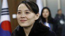 la hermana de kim jong-un amenazo con dinamitar los lazos entre las coreas