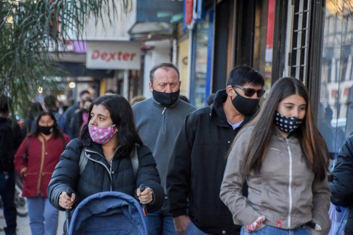 COVID: hubo 4 fallecidos y 187 casos positivos en Neuquén