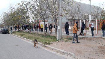 Rincón: se quedaron sin internet y suspendieron la vacunación