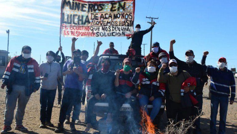 Ramón Rioseco reclamó que los gobiernos intervengan en el conflicto de los mineros