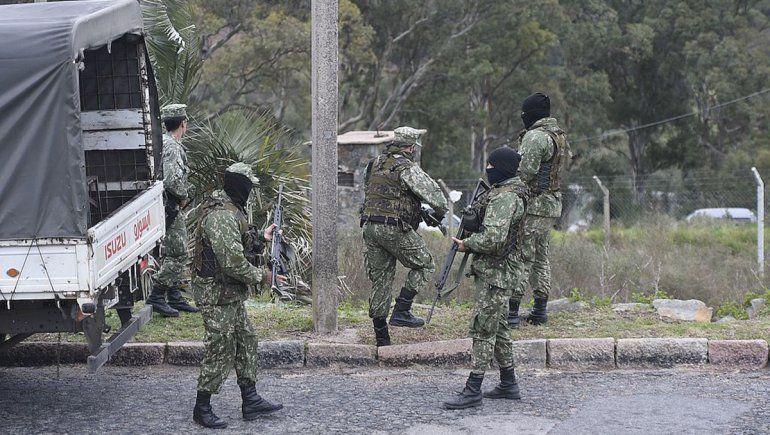 Detuvieron al sospechoso por el triple crimen de los marinos uruguayos