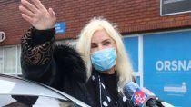 covid: susana gimenez fue trasladada a terapia intermedia