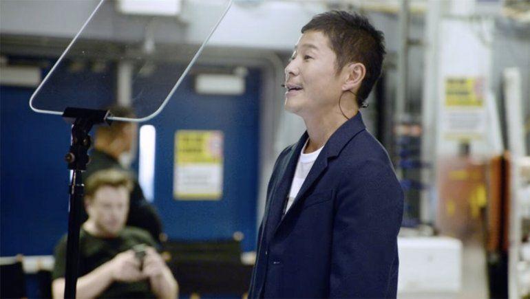 Un multimillonario japonés sortea 8 plazas gratis para ir a la Luna